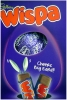 milk chocolate egg with two wispa bars