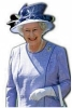 Queen Elizabeth II Cardboard Cut Out