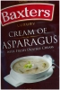 Baxters Chef Cream Of Asparagus Soup 400g V/G
