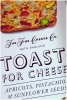 Fine Cheese Co Toasts Apricot Pistachio & Sunflower 100g