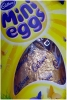 contains a bag of mini eggs!