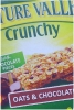 Nature Valley Crunchy Bars Oats & Chocolate 5 x 2 Pack