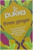 Pukka Three Ginger Tea Bags x 20 O/G