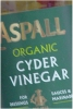 Aspalls Cider Vinegar 350ml O/G