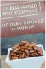 Real Smoked Nut Co. Hickory Almonds 100g