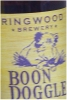 Ringwood Boon Doggle 500ml