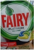 Fairy Dishwasher Tablets Lemon x 44