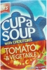 Batchelors CAS Tomato & Vegetable x 4