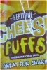 Heritage Snacks Cheese Puffs XL