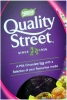 milk chocolate egg + selection of quality street