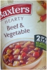 Baxters Hearty Beef & Vegetable 400g