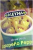 Aleyna Jalepenos Sliced Green 480g