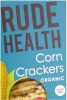 Rude Health Corn Crackers Original 130g O/G G/F