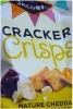 Jacobs Cracker Crisps Mature Cheddar 150g