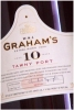 Grahams 10 Year Tawny Port 750ml 20%