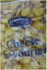Crawfords Cheese Savouries 325g