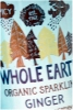 Whole Earth Sparkling Ginger Can 330ml O/G