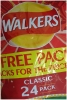 Walkers Variety Pack x 20 Packets