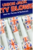Union Jack Party Blowers x 12