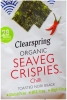 Clearspring Seaweed Crispies Chilli