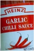 Heinz Garlic Chilli Sauce 235g Bottle