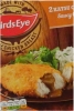 Birds Eye Katsu Curry Chicken x 2 204g